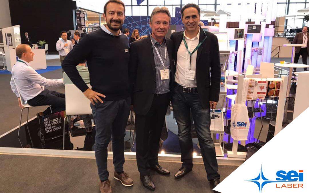 Une nouvelle collaboration signée lors du Label Expo Brussels 2017