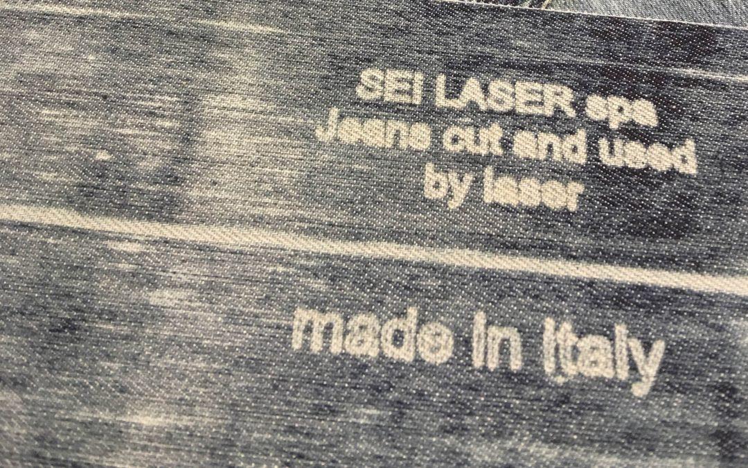 Les solutions textiles de SEI LASER