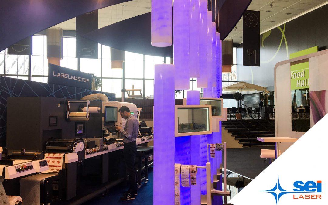 Découvrez la machine laser LabelMaster à Bruxelles