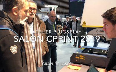Salon CPrint 2019 : quelles évolutions autour de la communication visuelle ?