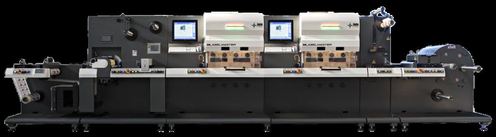 Solution de découpe laser SEI Laser Labelmaster