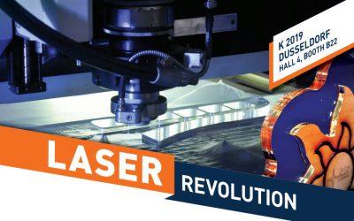 SEI Laser présent au salon K