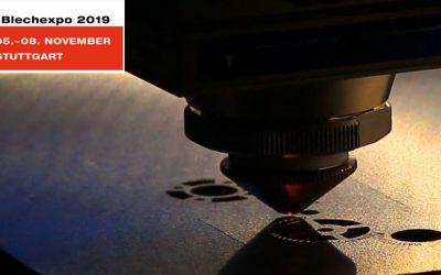 SEI Laser présente la solution Mercury Fibre à BlechExpo 2019