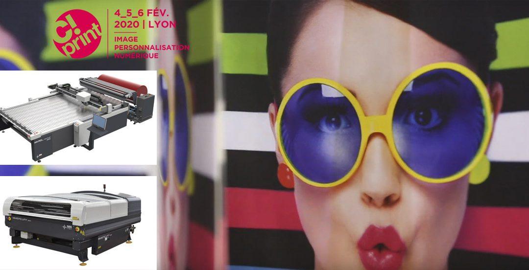 SEI Laser au Cprint 2020 à Lyon
