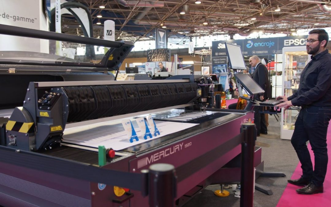 [VIDEO] Le C!Print 2020 de SEI Laser en images