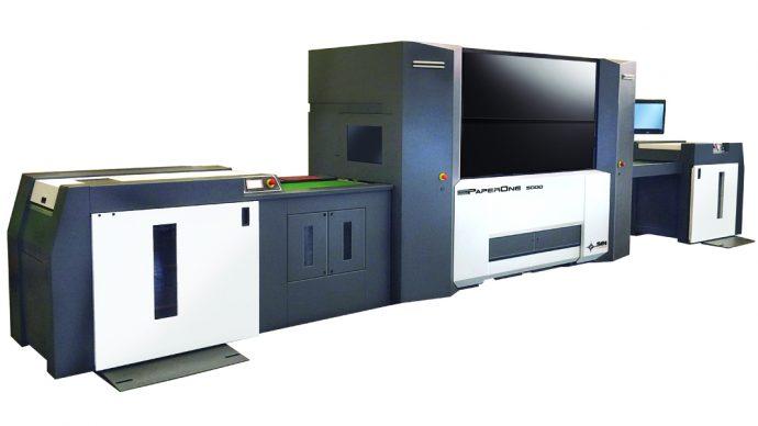 Solution de découpe Laser PaperOne 5000 (packaging, boites pliantes)