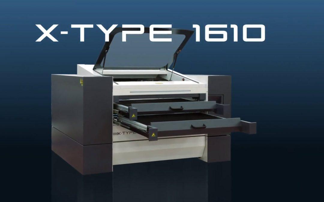 X-TYPE 1610, un modèle compact décliné pour le cuir